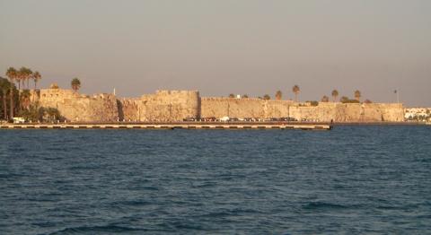 Festung in Kos