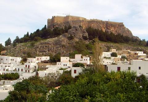 Akropolis - Lindos