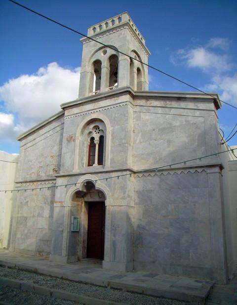 Kirche auf dem Burgberg