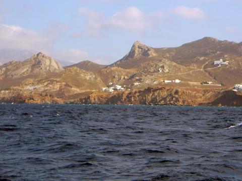 Segeln Insel Naxos