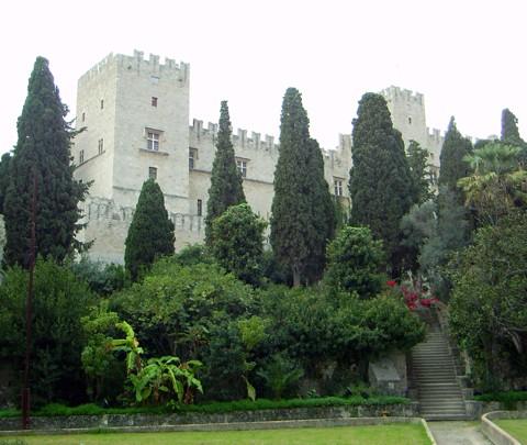 Großmeisterpalast Rhodos