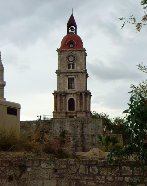 Glockenturm Rhodos