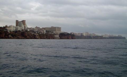 erreichen Antalya