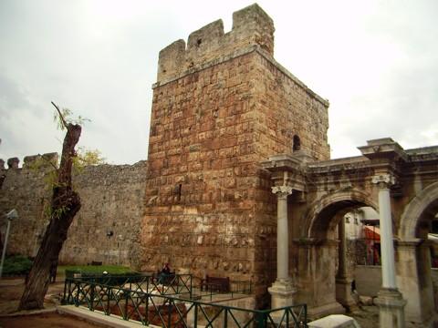 Hadrianstor Antalya