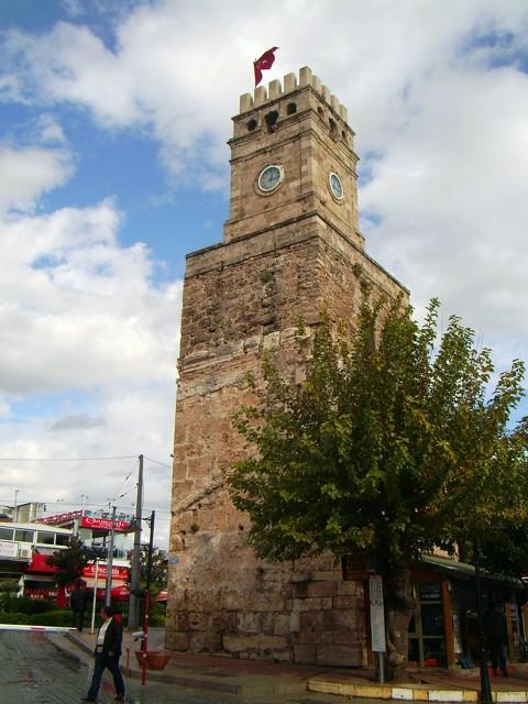 Uhrturm Antalya