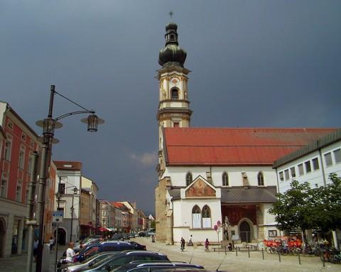 Deggendorf Heilig Grabkirche