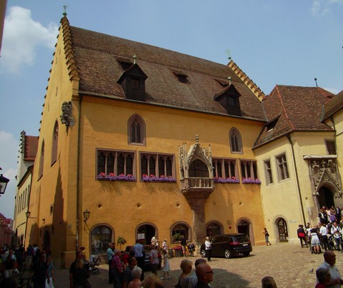 Regensburg - Altes Rathaus