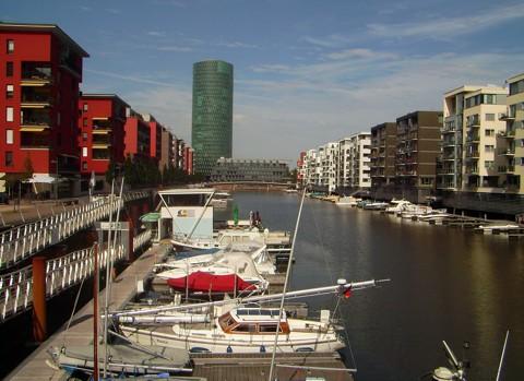 Westhafen - Frankfurt am Main