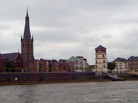 Rhein - Düsseldorf
