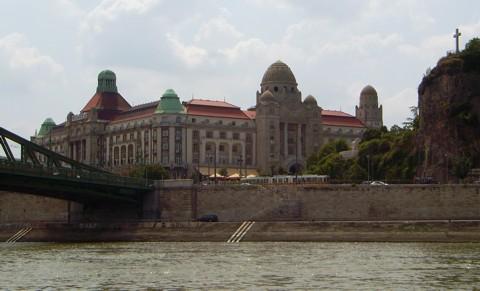 Budapest - Gellertbad