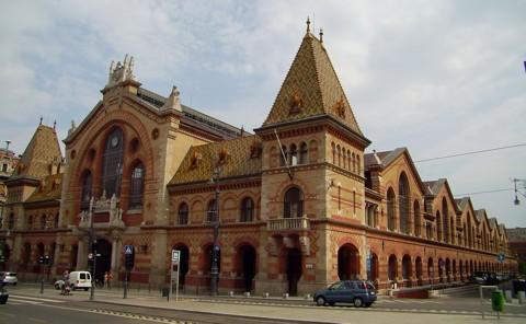 Budapest - Markthalle