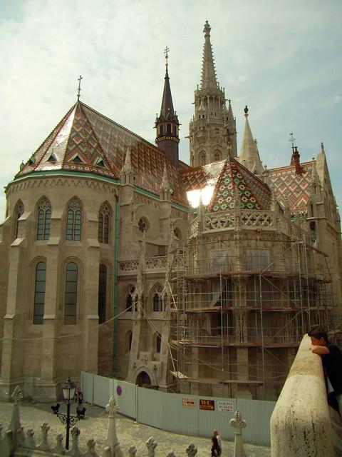 Budapest - Matthiaskirche