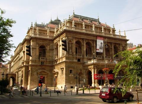 Budapest - Oper