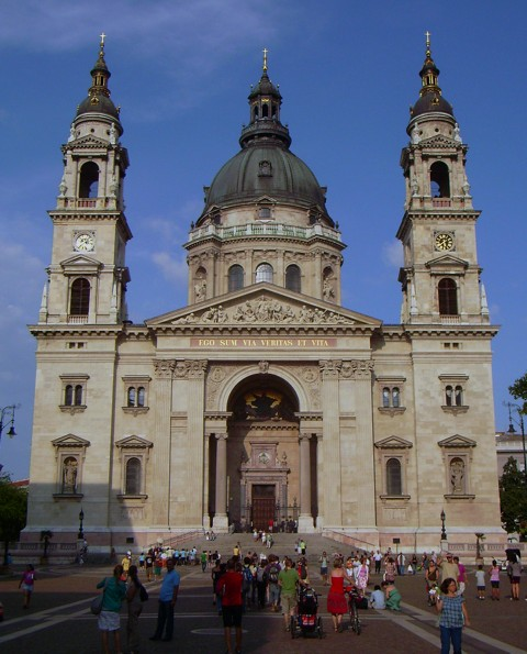 Budapest - St Stephens Basilika