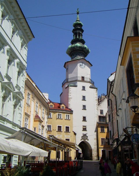 Bratislava - Michaeler Tor