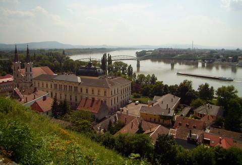 Donau - Esztergom