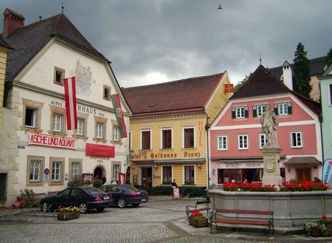 ältestes Stadttheater