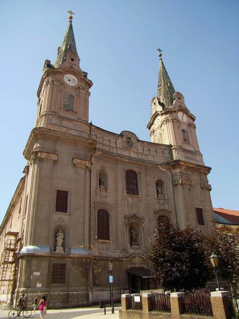 Komarno - St. Andreaskirche