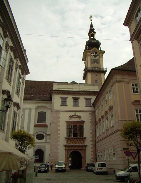 Landhaus Linz