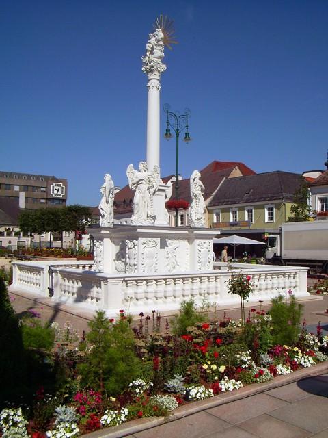 Tulln - Hauptplatz