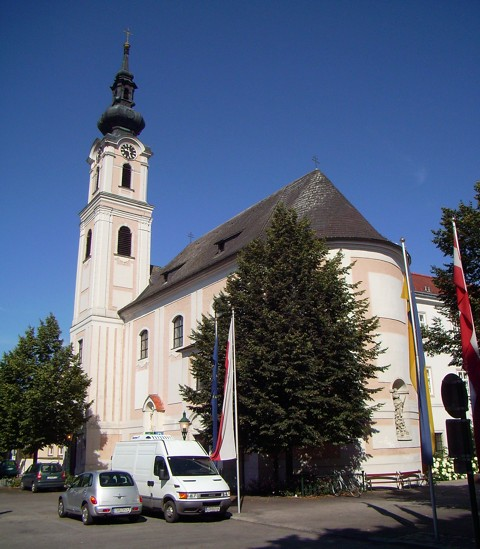 Tulln - Minoritenkirche