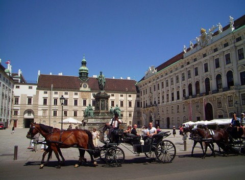 Wien - Alte Hofburg