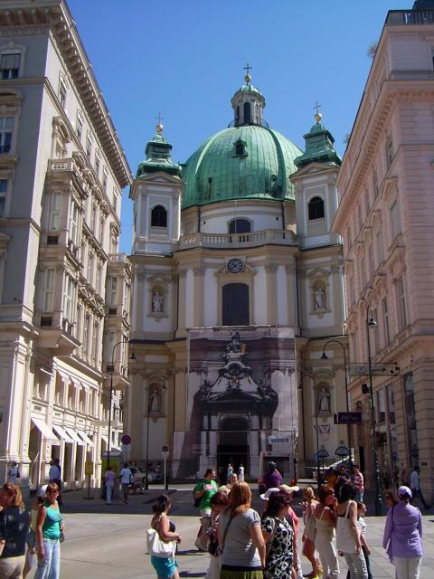 Wien - St-Peter / Peterskirche