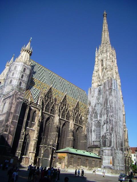 Stephans-Dom in Wien
