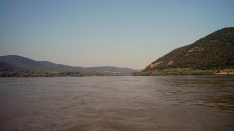 Donau - Ungarn