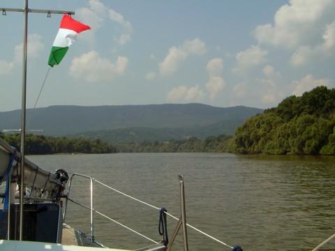 Szentendre Donau