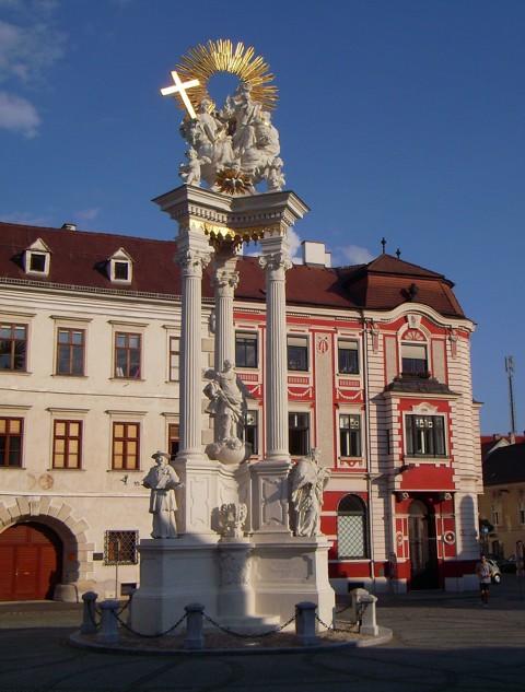 Dreifaltigkeitssäule Krems