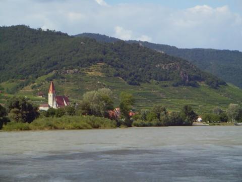 Wachau km2014 bei Weißenkirchen