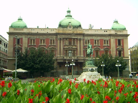 National Museum - Belgrad