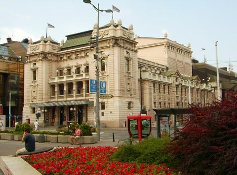 National Theater - Belgrad