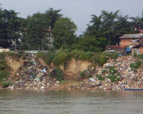 Abfallbeseitigung Donau