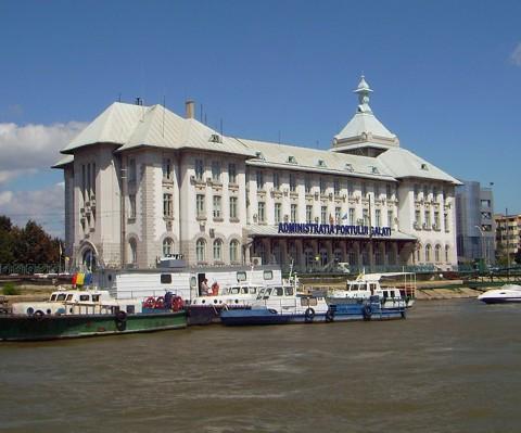 Galati - Hafenamt