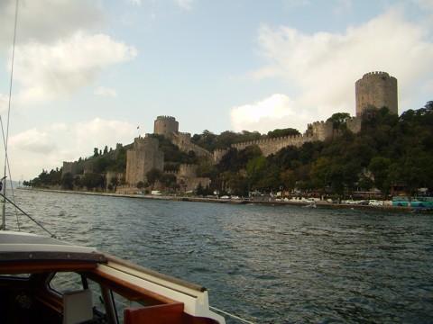 Rumeli Hisari, Bosporus