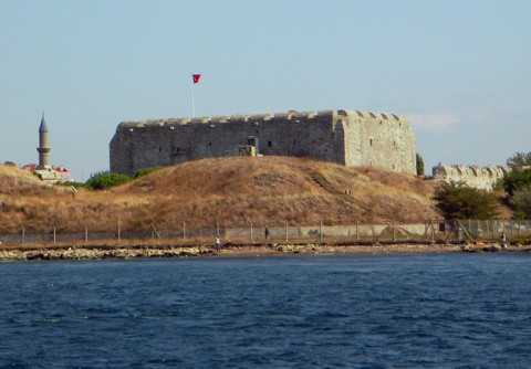 Festung Canakkale