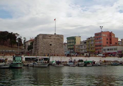 Hafen Gelibolu