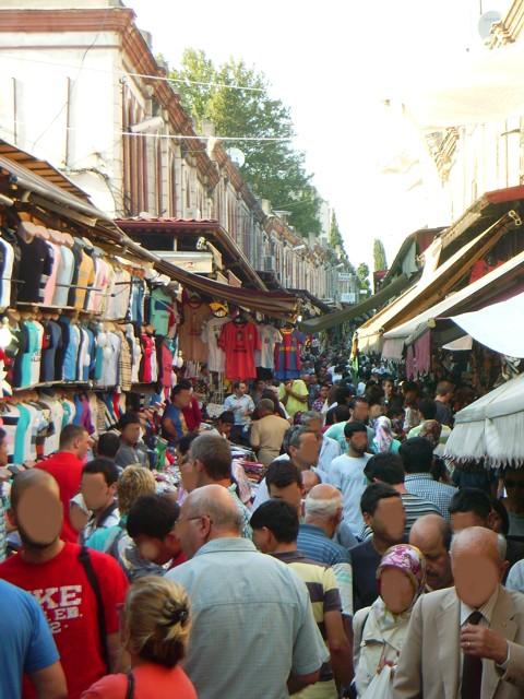 Handel in Istanbul