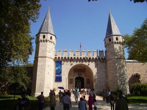 Palast der Sultane - Istanbul