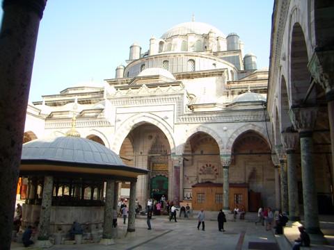 Sultan Bayezid 2 Moschee