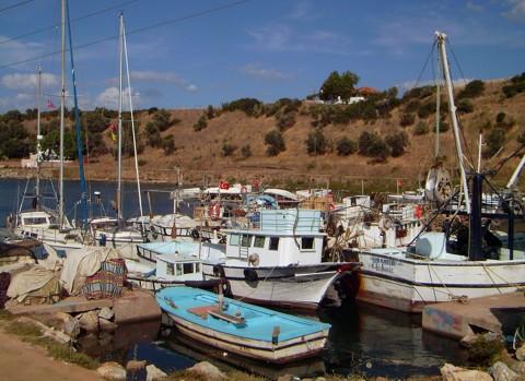 Kemer - Hafen