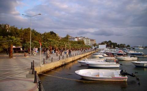 Silivri - Hafen