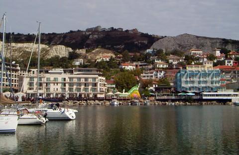 Sportboothafen Balchik