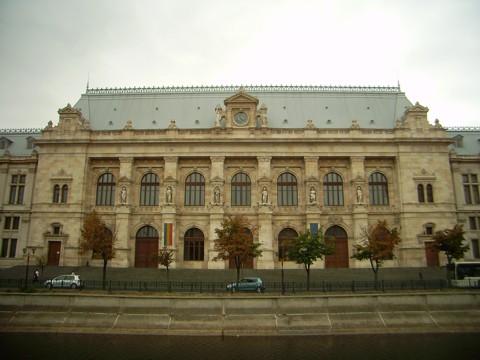 Bukarest - Justizpalast