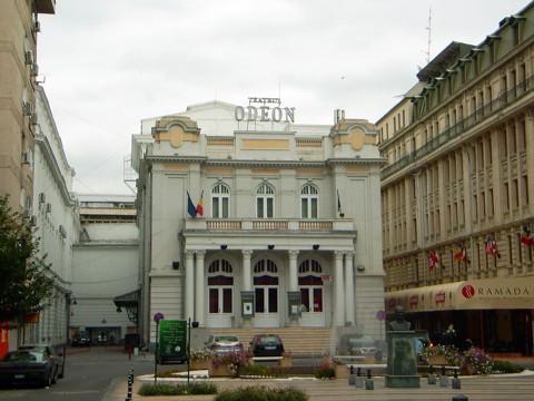 Bukarest - Odeon Theater