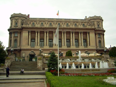 Bukarest - Offizierskasino