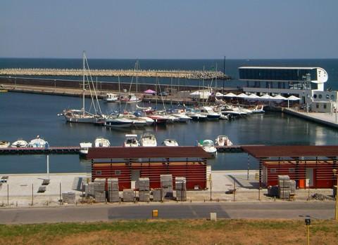 Constanta - Port Tomis