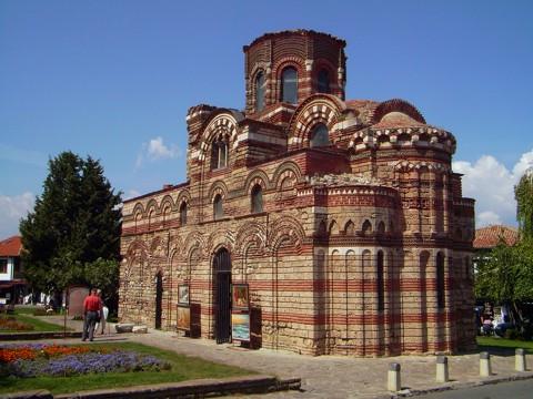 Christos Pantokrator Kirche - Nessebar